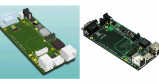 3d model and real pcb - fi