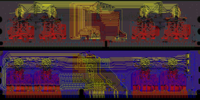 Ddr2 Amp Ddr3 Layout Difference Welldone Blog Fedevel