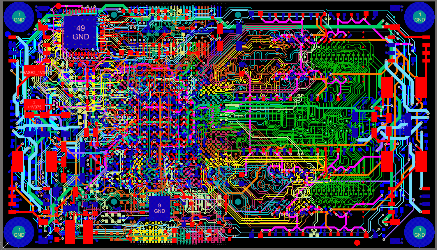 Online Advanced PCB Layout Course, by Motherboard Designer ...