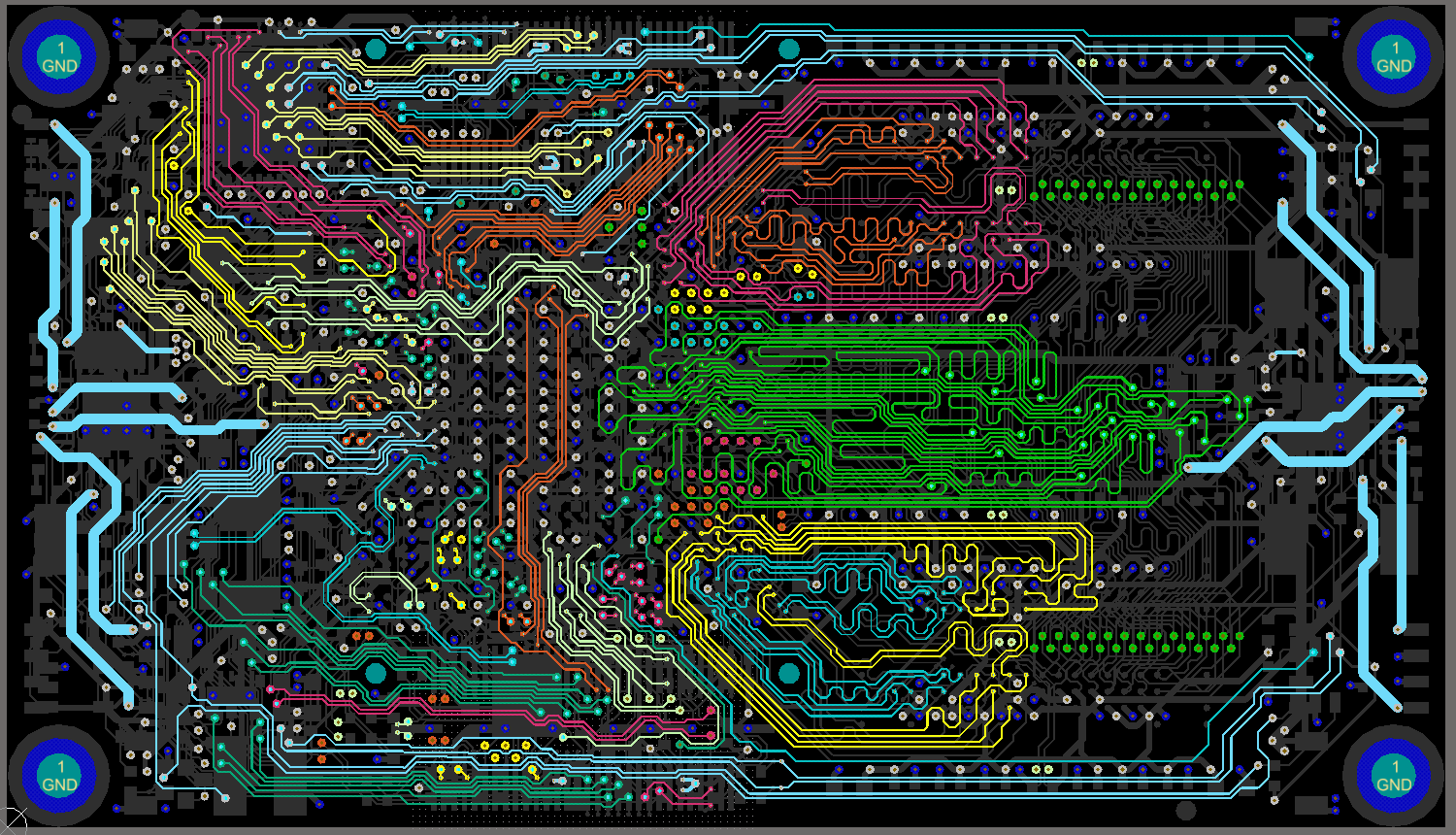 Online Advanced Pcb Layout Course  By Motherboard Designer - Welldone Blog