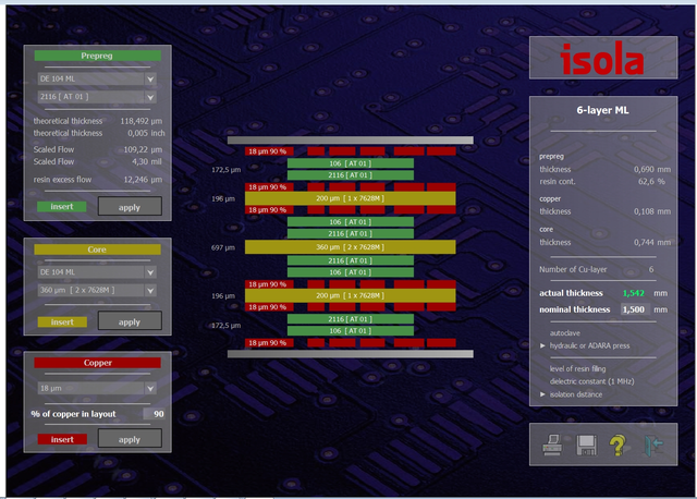 Download PCB Stackups - Free for your Projects - Welldone Blog - FEDEVEL