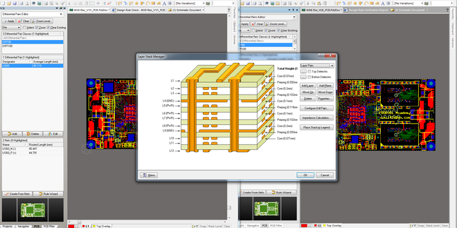 Altium - Stackup Manager (The New & Old Way) - Welldone Blog