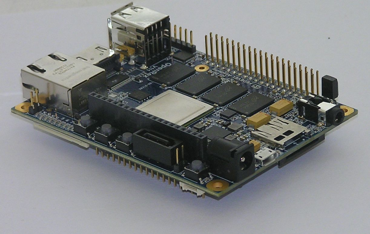 Arduino + Raspberry Pi = OpenRex, the open source project - Welldone ...