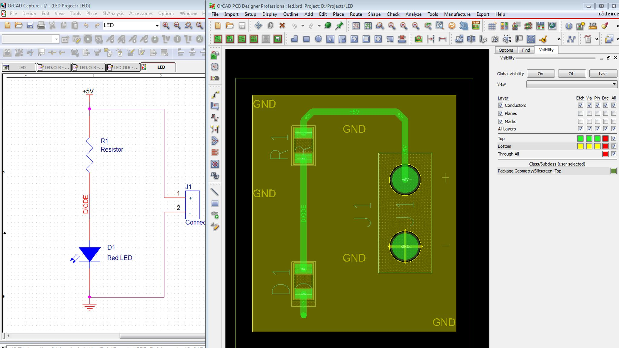 Orcad 17. 2 pcb design tutorial 19 routing a pcb youtube.